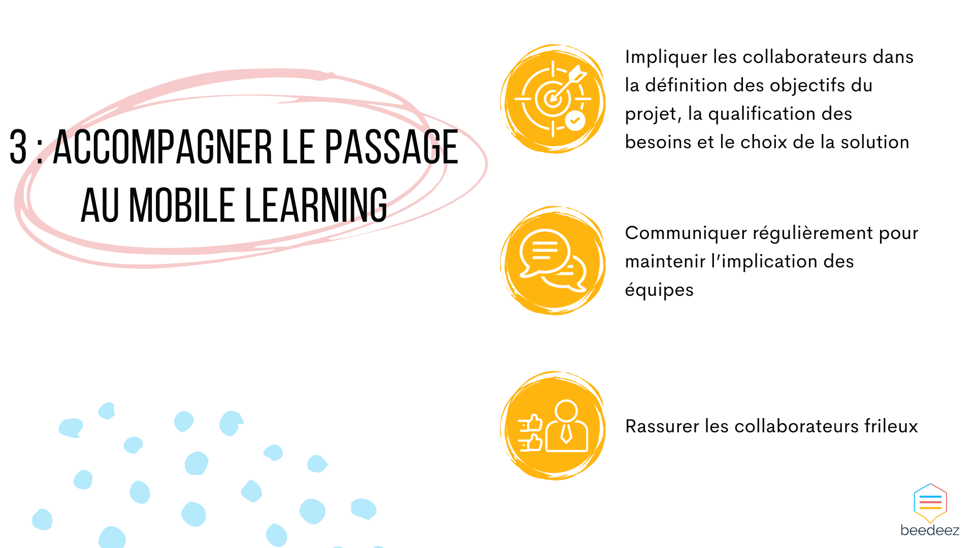 Accompagner le passage au Mobile Learning