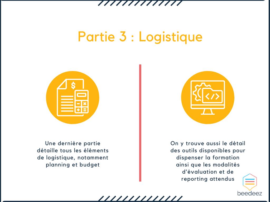 Partie 3 Logistique