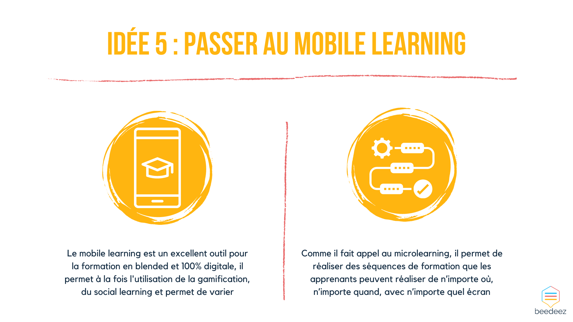 Passer au mobile learning