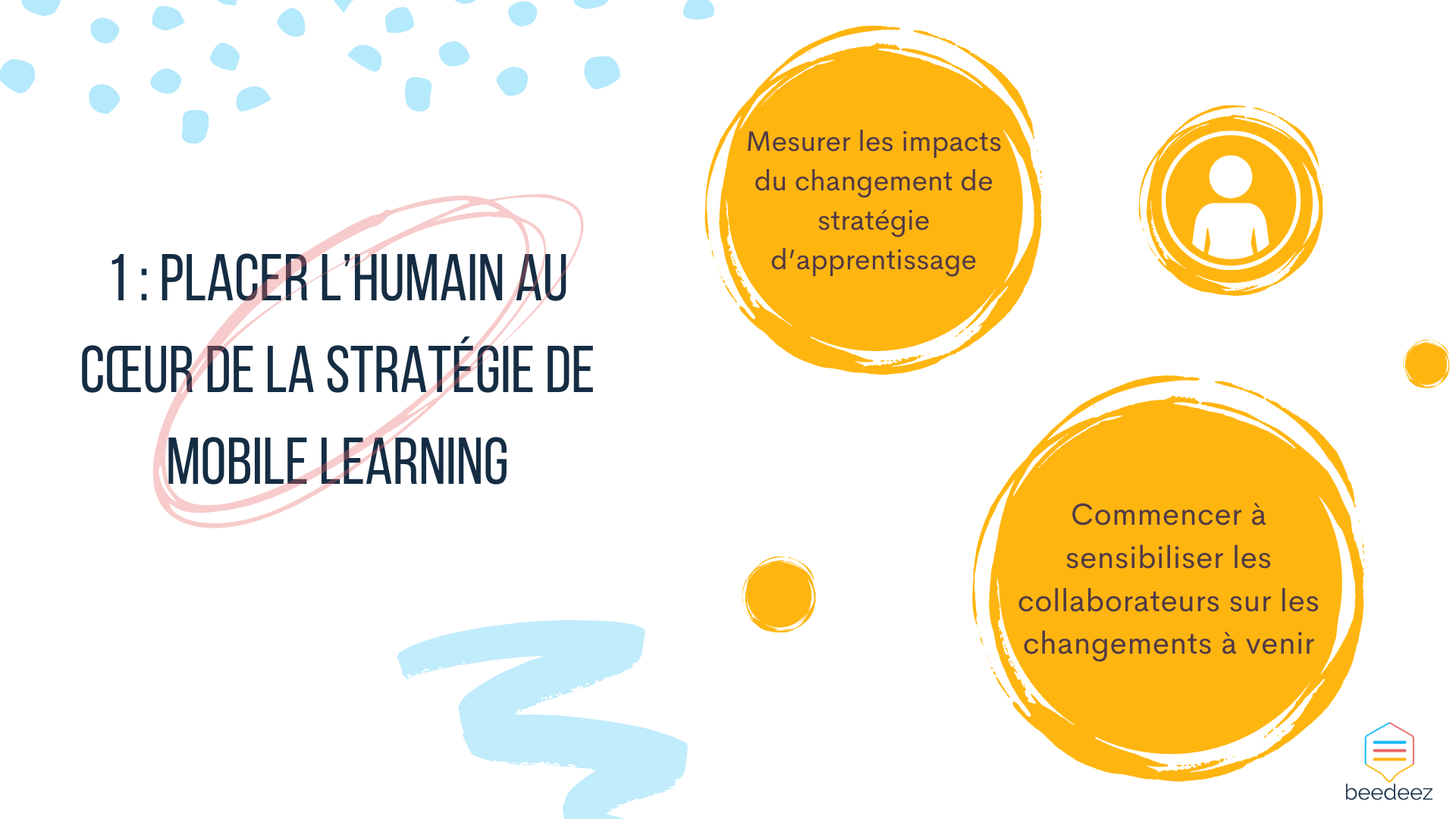 Placer l'humain au cœur de la stratégie de Mobile Learning