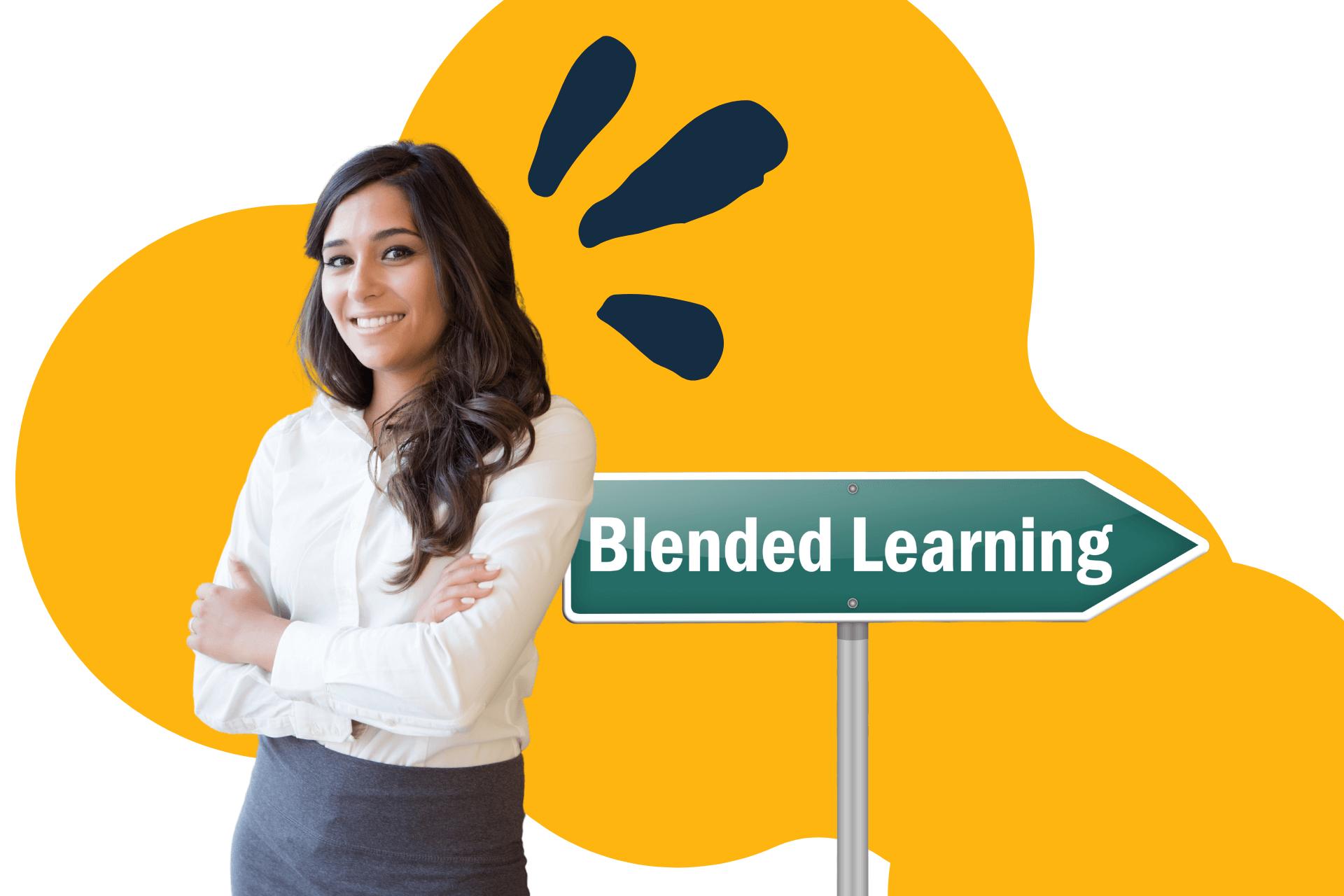 blended learning, avenir formation professionnelle